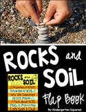 Rocks and Soil Science Flip-Flap Book