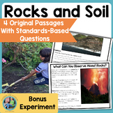 Rocks and Soil: Science Reading Comprehension Passages