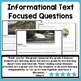 Rocks and Soil: Science Informational Text Passages