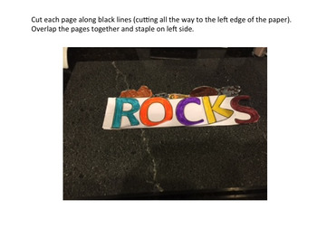 Rocks and Soil Unit with Lesson Plans Kindergarten First Second week1