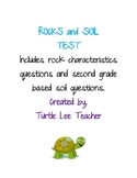 Rocks and Soil Test