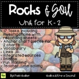 Rocks and Soil Unit for K - 2