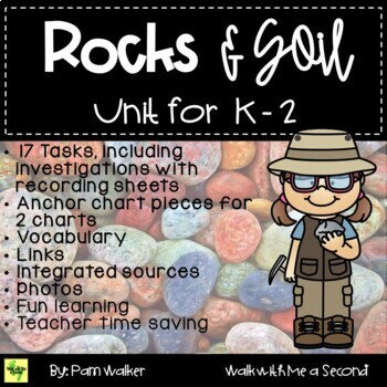 Rocks and Soil Unit for K - 2
