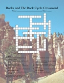 Rocks and The Rock Cycle Crossword