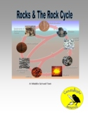 Rocks and The Rock Cycle : Science Reading Passage (2 levels)