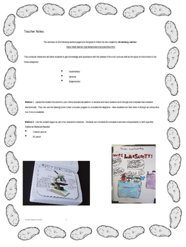 Rocks and the Rock Cycle:  An Interactive Learning Activity