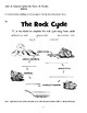 Rocks and the Rock Cycle Guided Notes