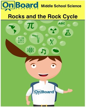 Rocks and the Rock Cycle-Interactive Lesson