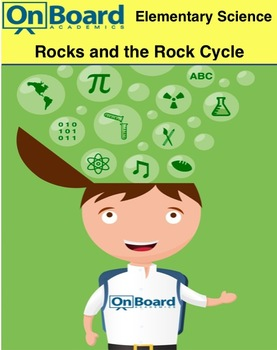 Science Rocks and the Rock Cycle-Interactive Lesson