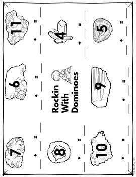 Kindergarten -1st-2nd Grade-Rocks are Everywhere! Science, Math, & Literacy