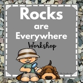 Kindergarten -1st-2nd Grade-Rocks are Everywhere! Science,