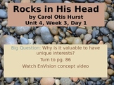 Rocks in His Head PowerPoint Reading Street 3.4.3