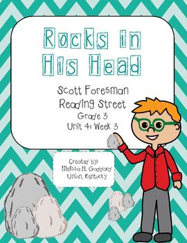Rocks in His Head : Reading Street : Grade 3
