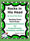 Rocks in His Head--Supplemental Packet--Reading Street Third Grade