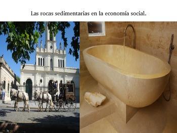Rocks in the economy- Las Rocas en la Economia