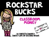 Rockstar Bucks: Classroom Money