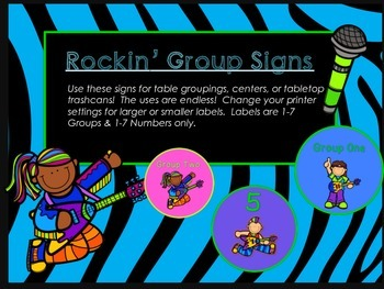 Rockstar Group Signs 1-7