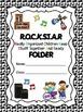 Rockstar {Rock n Roll} Binder Cover
