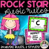 Music Rules: Rock Star Theme