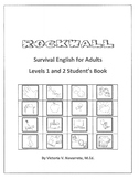 Rockwall Survival English for Adults Levels 1 and 2 Complete Set
