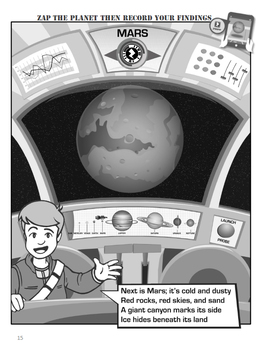 Rockwell Adventures: Solar System Expedition (Metric Units, Grades 3-5)