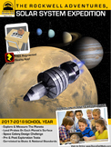 Rockwell Adventures: Solar System Expedition (Metric Units