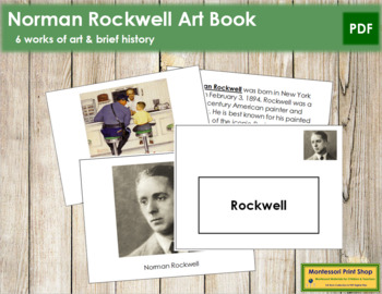 Rockwell (Norman) Art Book