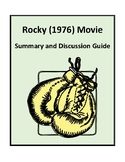 Rocky (1976) Movie Summary and Discussion Guide