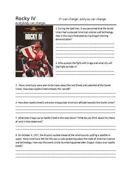 Rocky IV Movie Guide