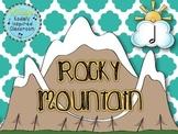 Rocky Mountain: A Folk Song to Teach Half Note