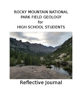 Rocky Mountain National Park Field Geology Curriculum for High School Students