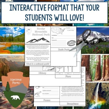 Rocky Mountain National Park Flip Book