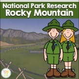 Rocky Mountain National Park Research Project