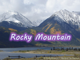 """Rocky Mountain"" Orff Lesson PowerPoint"