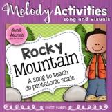 Rocky Mountain - Prepare, Present & Melody Practice Do Pen