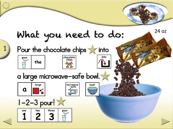 Rocky Road Candies - Animated Step-by-Step Recipe - SymbolStix
