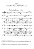 Music Investigation: Rocky Road to Dublin