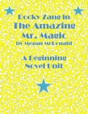 Rocky Zang in The Amazing Mr. Magic Novel Unit