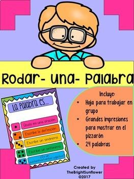 Rodar-una-Palabra / Roll-A-Word