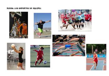 Rodea los Deportes