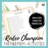 """Rodeo Champion!"" {Partner Perspective Poem}"