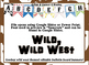Rodeo Cowboy Wild West themed EDITABLE bulletin board banner