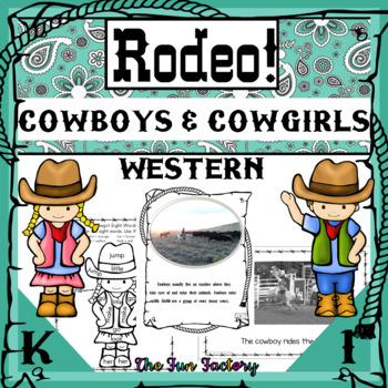Rodeo! ~Cowboys~Western~