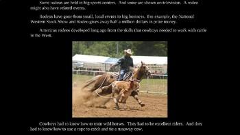 Rodeo PowerPoint Presentation