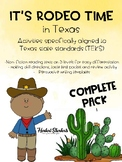 Rodeo time in Texas FULL PACK (NF passages, Chili tasting,