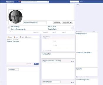 Rodman Philbrick - Author Study - Profile and Social Media
