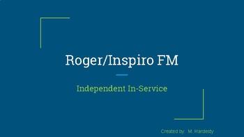Roger Inspiro Teacher PDF Training
