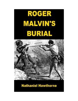 Roger Malvin's Burial - Nathaniel Hawthorne