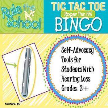 Roger Pen FM TicTacToe Bingo