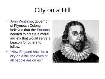 Roger Williams Anne Hutchinson & William Penn